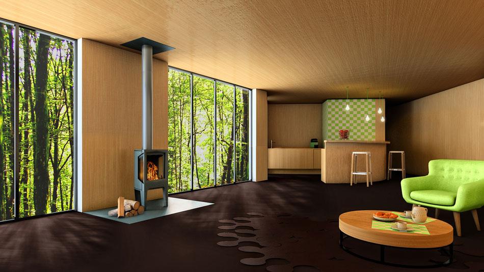 les cabanes de salagnac artravel h tels miers. Black Bedroom Furniture Sets. Home Design Ideas