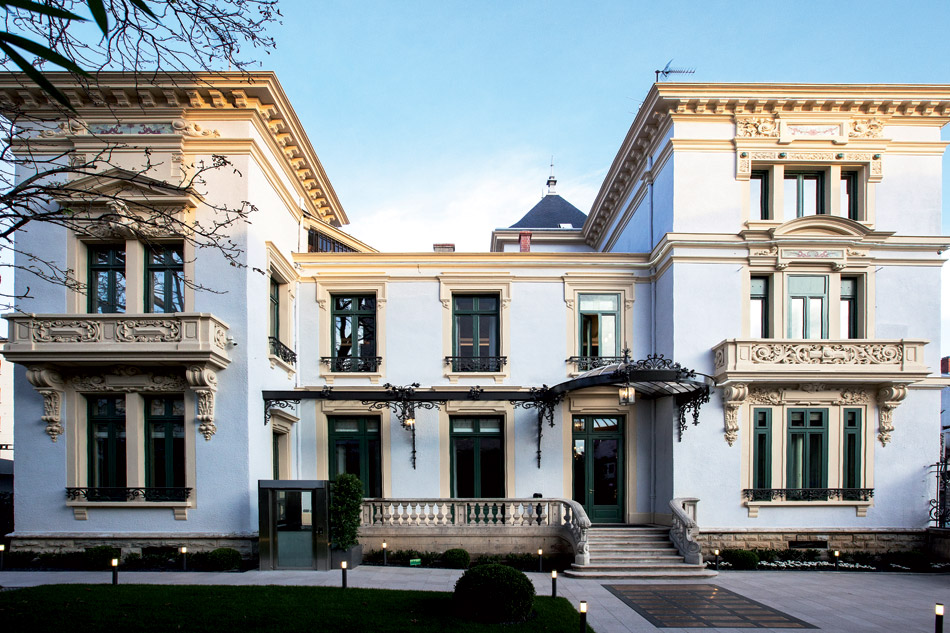 Reservation Villa Marguerite Lyon