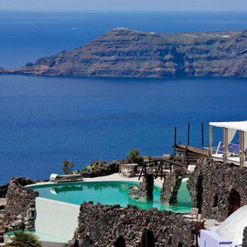 Santorin les meilleurs h tels et restaurants par for Meilleur hotel santorin