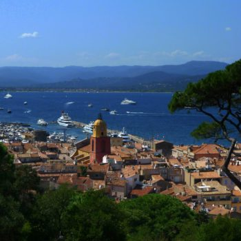 13 hôtels exclusifs à Saint-Tropez